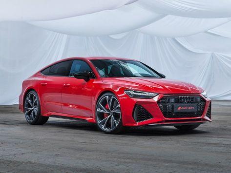 Audi RS7 (C8) 09.2019 -  н.в.