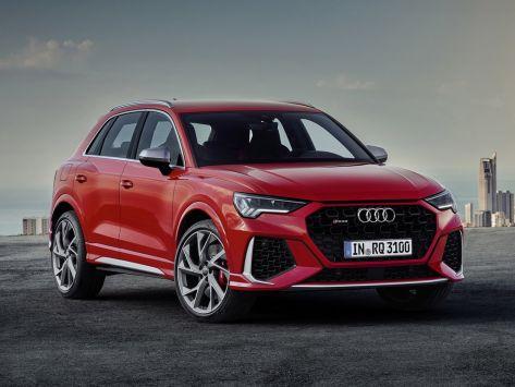 Audi RS Q3 (F3) 09.2019 -  н.в.
