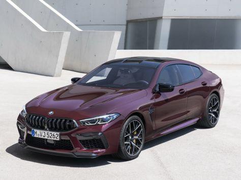 BMW M8 F93