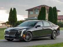 Cadillac CT6 рестайлинг 2018, седан, 1 поколение