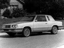 Chrysler Le Baron 1982, купе, 2 поколение