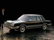 Chrysler Le Baron 1982, седан, 2 поколение