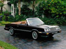 Chrysler Le Baron 1982, открытый кузов, 2 поколение