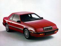 Chrysler Le Baron 1987, купе, 3 поколение