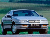 Chrysler Le Baron рестайлинг 1992, купе, 3 поколение