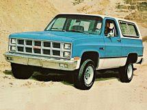 GMC Jimmy 1973, джип/suv 3 дв., 1 поколение, K5
