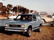 GMC Jimmy 1982, джип/suv 3 дв., 1 поколение