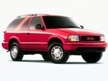 GMC Jimmy 1995, джип/suv 3 дв., 2 поколение