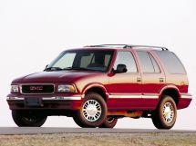 GMC Jimmy 1995, джип/suv 5 дв., 2 поколение