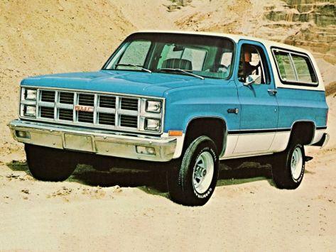 GMC Jimmy (K5) 01.1973 - 01.1991