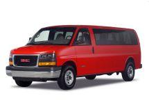 GMC Savana рестайлинг 2002, автобус, 1 поколение
