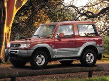 Hyundai Galloper 1997, джип/suv 3 дв., 2 поколение