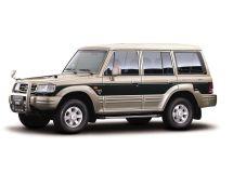 Hyundai Galloper 1997, джип/suv 5 дв., 2 поколение