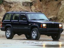 Jeep Cherokee рестайлинг 1997, джип/suv 5 дв., 2 поколение, XJ