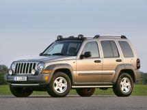 Jeep Cherokee рестайлинг 2004, джип/suv 5 дв., 3 поколение, KJ