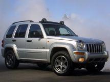 Jeep Cherokee 3 поколение, 04.2001 - 06.2004, Джип/SUV 5 дв.