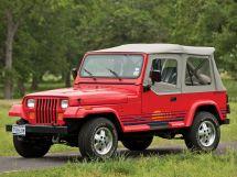 Jeep Wrangler 1986, джип/suv 3 дв., 1 поколение, YJ