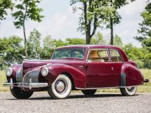 Lincoln Continental 1939, купе, 1 поколение