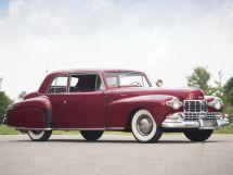 Lincoln Continental 2-й рестайлинг 1946, купе, 1 поколение