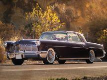 Lincoln Continental 1955, купе, 2 поколение, Mark II