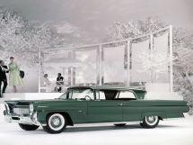 Lincoln Continental 1957, купе, 3 поколение, Mark III