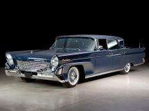 Lincoln Continental 1957, седан, 3 поколение, Mark III