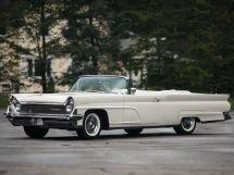 Lincoln Continental рестайлинг 1958, открытый кузов, 3 поколение, Mark IV