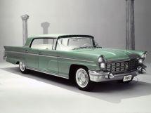 Lincoln Continental 2-й рестайлинг 1959, седан, 3 поколение, Mark V