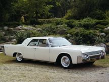 Lincoln Continental 1960, седан, 4 поколение