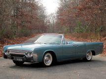Lincoln Continental 1960, открытый кузов, 4 поколение
