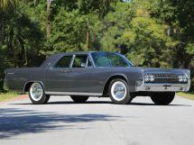Lincoln Continental рестайлинг 1961, седан, 4 поколение