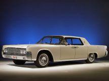 Lincoln Continental 2-й рестайлинг 1963, седан, 4 поколение