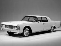 Lincoln Continental 3-й рестайлинг 1964, седан, 4 поколение