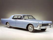 Lincoln Continental 4-й рестайлинг 1965, седан, 4 поколение