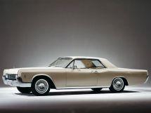 Lincoln Continental 4-й рестайлинг 1965, купе, 4 поколение