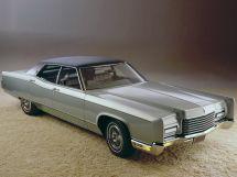 Lincoln Continental 1969, седан, 5 поколение