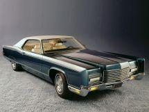 Lincoln Continental 1969, купе, 5 поколение