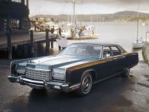 Lincoln Continental рестайлинг 1972, седан, 5 поколение