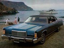 Lincoln Continental 2-й рестайлинг 1973, седан, 5 поколение