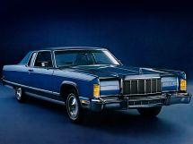 Lincoln Continental 3-й рестайлинг 1974, купе, 5 поколение