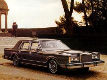 Lincoln Continental 1979, седан, 6 поколение