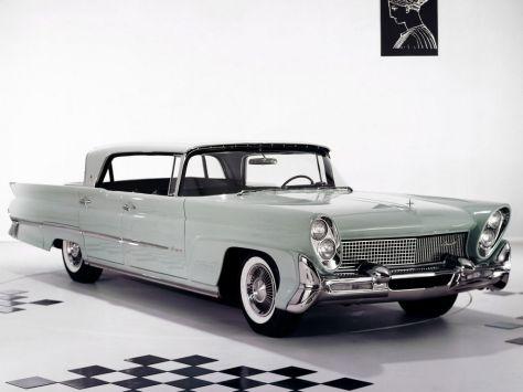 Lincoln Continental (Mark III) 12.1957 - 10.1958