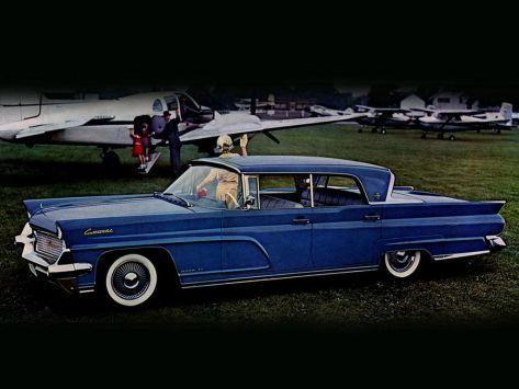 Lincoln Continental (Mark IV) 11.1958 - 10.1959