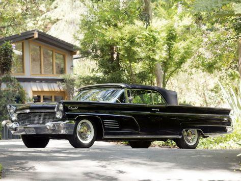 Lincoln Continental (Mark V) 11.1959 - 10.1960