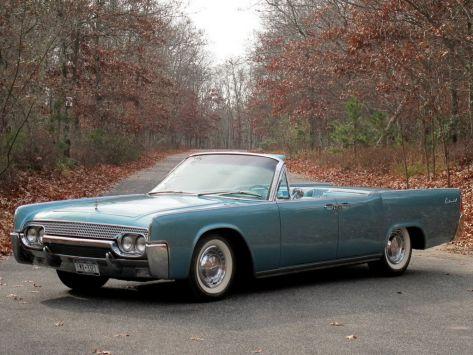 Lincoln Continental  11.1960 - 10.1961