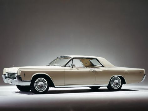 Lincoln Continental  11.1965 - 10.1967