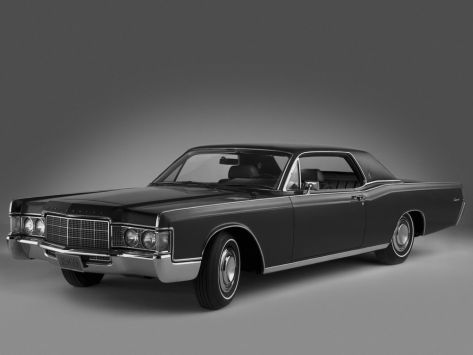 Lincoln Continental  11.1967 - 08.1969