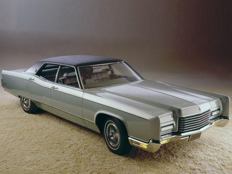 Lincoln Continental  09.1969 - 08.1972