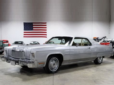 Lincoln Continental  09.1973 - 08.1974