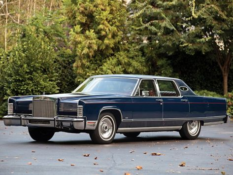 Lincoln Continental  09.1976 - 08.1979